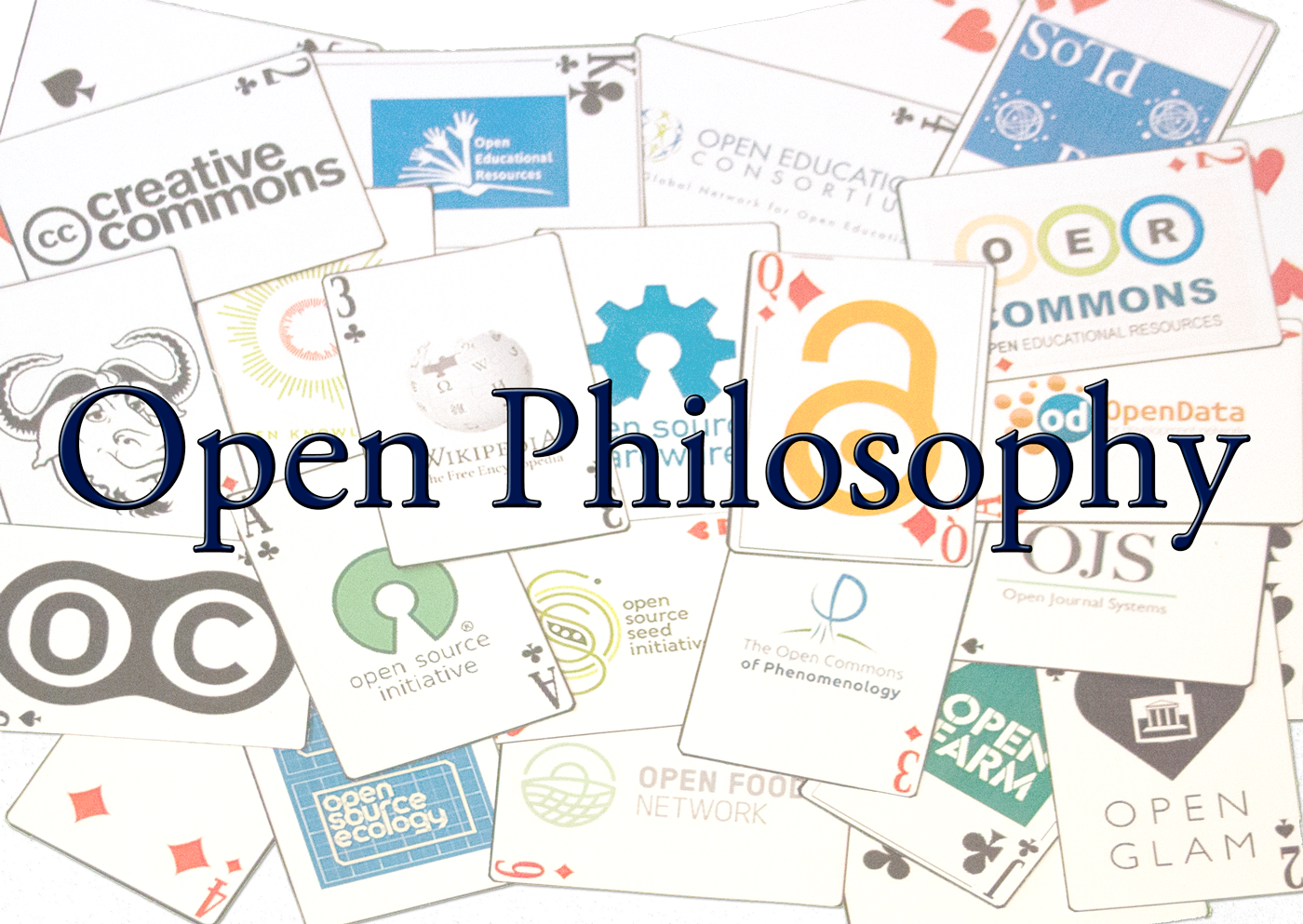 Open Philosophy - Locandina